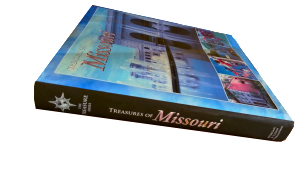 Treasures of MO Book-Sideview